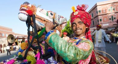 Example private tour: India's Diversity Discovered – Australia Special