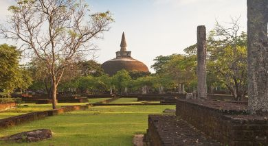 Example private tour: Last Minute Special: Ancient Wonders & Beaches of Sri Lanka