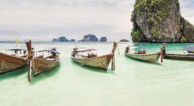 Empfohlene Individualreise, Rundreise: Thailand Badeurlaub: Inselvielfalt und Traumstrände