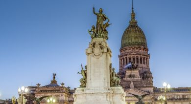 Example private tour: Argentina & Brazil: Classic Cities and Falls