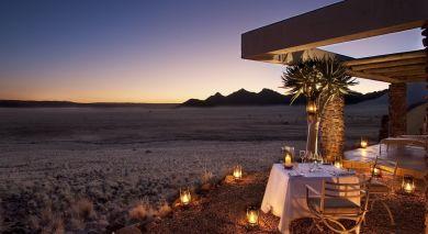 Empfohlene Individualreise, Rundreise: Namibia Luxusreise für Entdecker