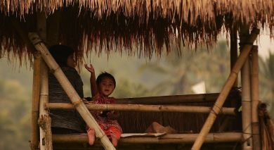 Example private tour: Natural Culture in Indonesia
