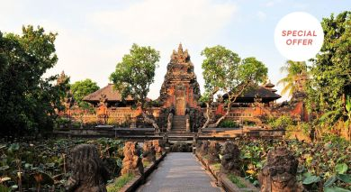 Example private tour: Culture & Beaches of Indonesia