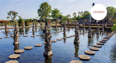 Empfohlene Individualreise, Rundreise: Die Wunderwelt Balis