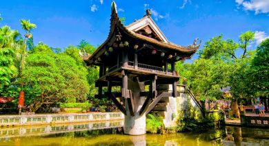 Example private tour: Heritage Highlights of Vietnam