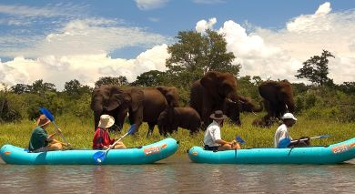 Example private tour: Highlights of Zimbabwe