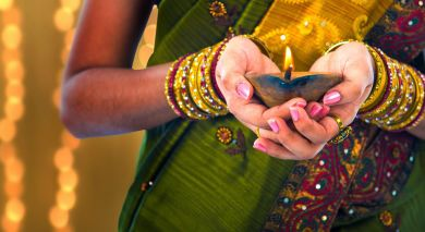 Empfohlene Individualreise, Rundreise: Das Fest der Lichter: Diwali in Indien