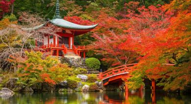 Example private tour: Just Japan: An Introduction
