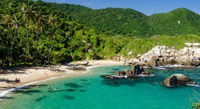 Empfohlene Individualreise, Rundreise: Kunterbuntes Kolumbien