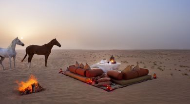 Example private tour: Surreal Sands: Dubai & Maldives