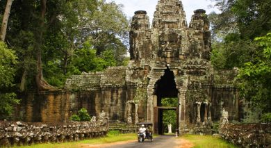 Example private tour: Cambodia's Culture, History & Pristine Beaches