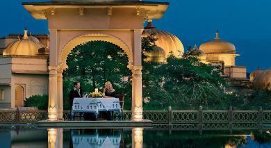 Empfohlene Individualreise, Rundreise: Glanzvolles Rajasthan & Taj Mahal: Exklusiver Luxus mit dem Oberoi-Angebot