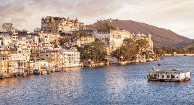 Empfohlene Individualreise, Rundreise: Die Farben Rajasthans und spirituelles Varanasi
