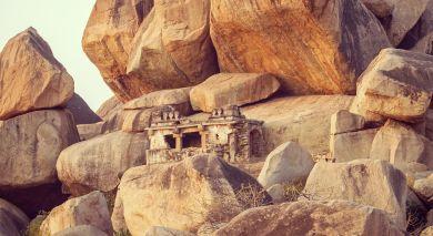 Empfohlene Individualreise, Rundreise: Südindien, ganz klassisch: Von Nagarhole bis nach Hampi