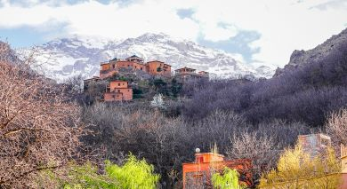 Example private tour: Morocco's Mountain Magic and Ancient Traditions