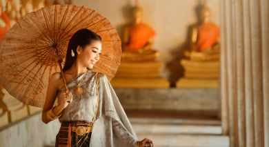 Example private tour: Classic Thailand