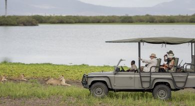 Example private tour: Tanzania – Luxury Safari and Barefoot Paradise