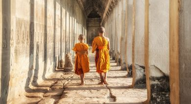 Example private tour: Classsic Cambodia