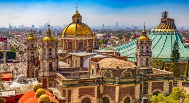 Example private tour: Mexico's Colonial Gems and Beach