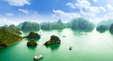 Example private tour: Classic Vietnam