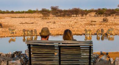 Empfohlene Individualreise, Rundreise: Namibia Flugreise: Die Klassiker