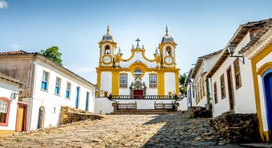 Empfohlene Individualreise, Rundreise: Brasilien: Koloniales Flair & unberührte Inseln