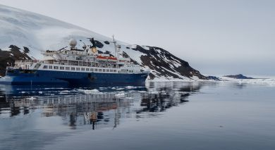 Example private tour: Adventures of the Southern Ocean: Falklands, South Georgia & Antarctica