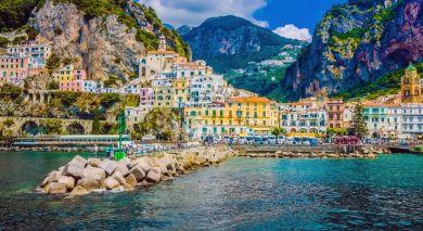 Example private tour: Southern Culture & Amalfi Coast