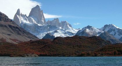 Destination El Chaltén in Argentina