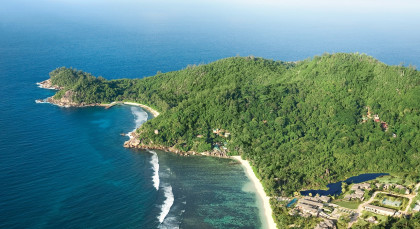 Destination La Digue Island in Seychelles