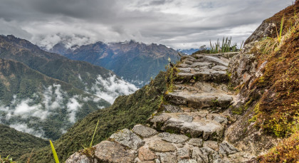 Destination Inca Trail in Peru