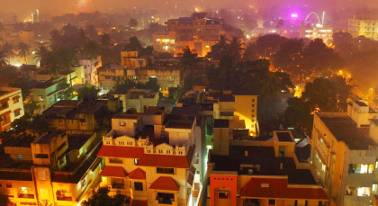 Chennai in Südindien