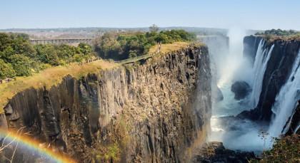 Destination Victoria Falls in Zambia