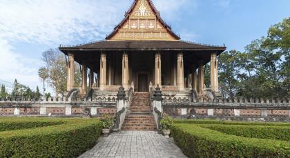 Destination Vientianne in Laos