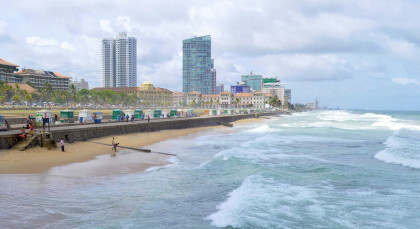 Colombo in Sri Lanka