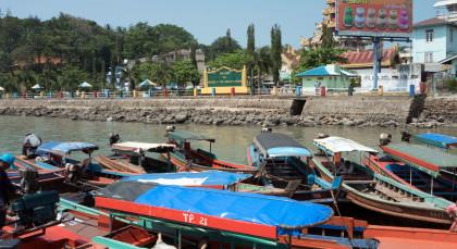 Destination Kawthaung in Myanmar