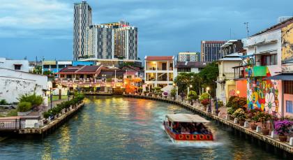 Destination Malacca in Malaysia