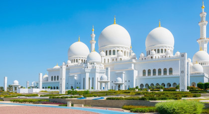 Abu Dhabi in Vereinigte Arabische Emirate