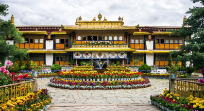 Destination Lhasa in Tibet