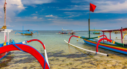 Destination Bali, Jimbaran in Indonesia