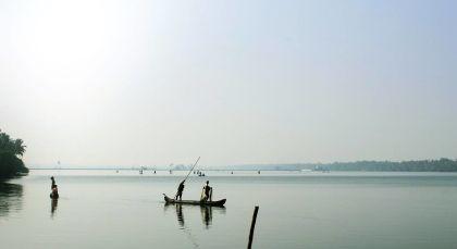 Destination Neeleshwar Kasaragod in South India