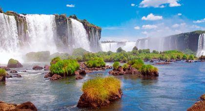 Reiseziel Foz do Iguaçu in Brasilien