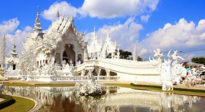 Destination Chiang Rai in Thailand