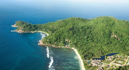 Destination La Digue Island in Seychelles