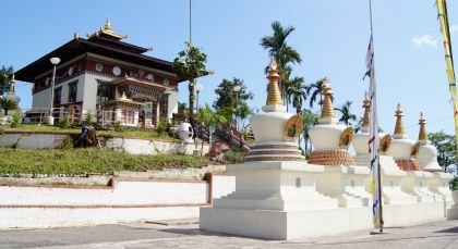 Destination Phuentsholing in Bhutan