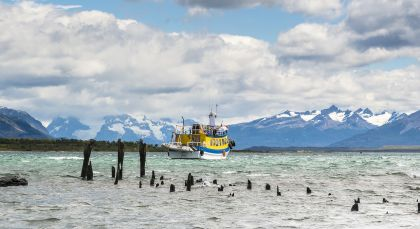Destination Puerto Natales in Chile