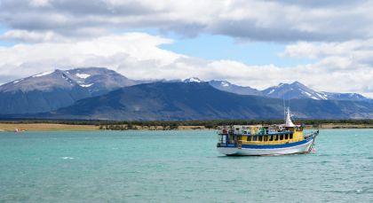 Puerto Natales Kreuzfahrt in Chile