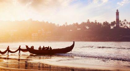 Destination Trivandrum in Islands & Beaches