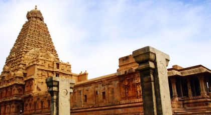Destination Thanjavur in South India