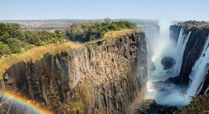 Destination Victoria Falls in Zambia